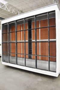 Data Center Evaporative Cooling Media
